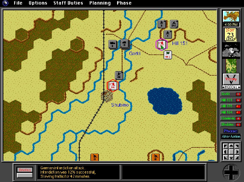 Nostalgia V For Victory Velikiye Luki The Strategy Gamer - Velikiye luki map