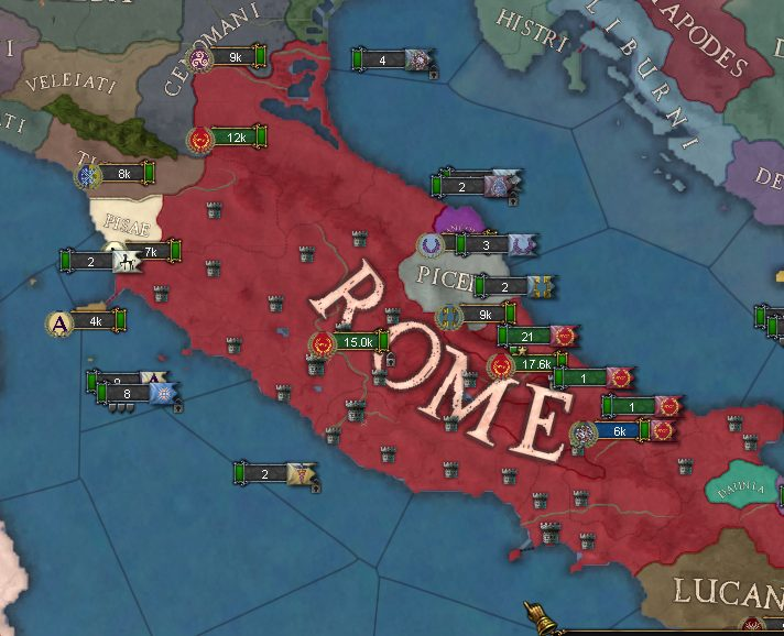 imperium universalis the rome we wanted the strategy gamer