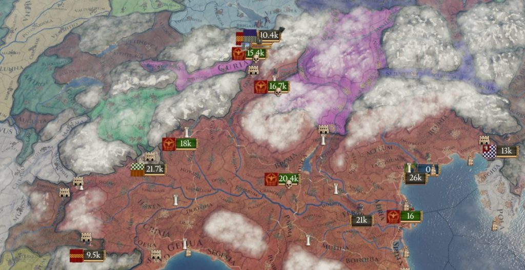 Imperator Rome : Yet Another Review - The Strategy Gamer